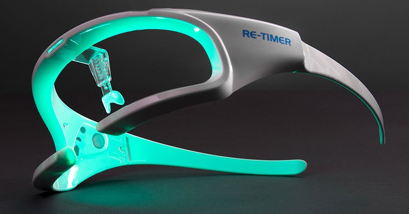 Re-Timer device