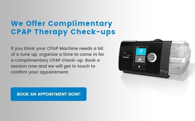 CPAP Therapy Check Ups