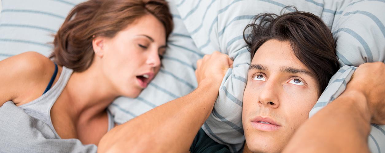 Female Snoring